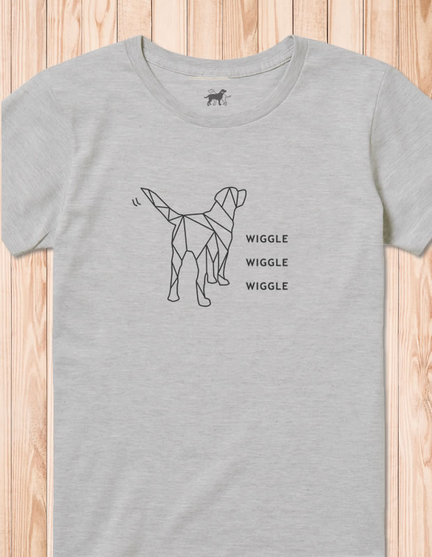Wiggle Tシャツ