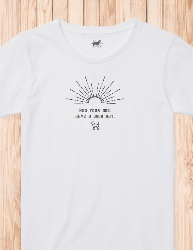 HAVE A GOOD DAY Tシャツ
