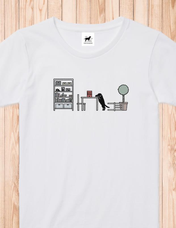 DOG FOOD Tシャツ